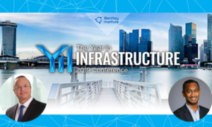 Digital Water Works to Present at Year in Infrastructure 2019 Conference October 21-24 in Singapore